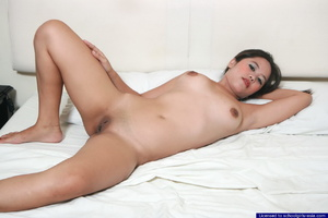 19 year old Jo removes her nightie and spreads her ass cheeks for us - XXXonXXX - Pic 7
