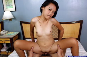 Look how this petite 18 years old girl loves to get fucked - XXXonXXX - Pic 6