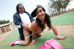 Young but horny slut fucking the king of - XXX Dessert - Picture 11
