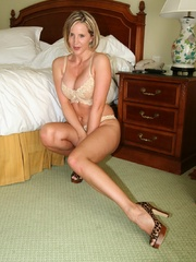 Naughty milf wife in hotel taking it all - XXX Dessert - Picture 7