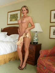 Naughty milf wife in hotel taking it all - XXX Dessert - Picture 15