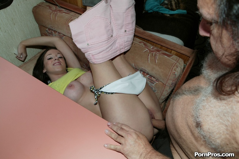 naughty japanese teacher with a perky ass gets her pussy drilled