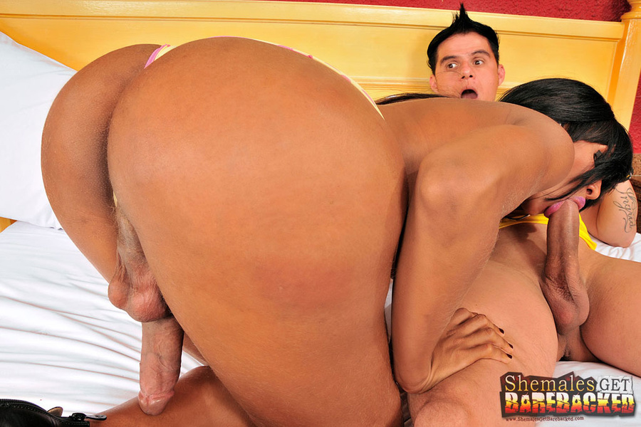 Big ass brazilian anal