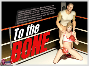 To The Bone - Shemale fucking and boxing - XXX Dessert - Picture 1