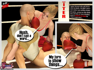 To The Bone - Shemale fucking and boxing - XXX Dessert - Picture 5