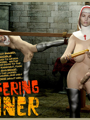 Suffering Sinner - Great BDSM Story about - XXX Dessert - Picture 1