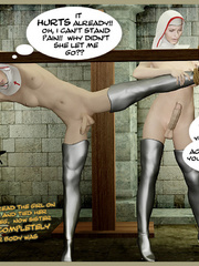 Suffering Sinner - Great BDSM Story about - XXX Dessert - Picture 7