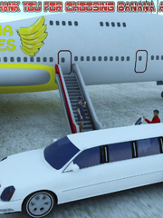 Thank you for choosing Banana Airlines - - XXX Dessert - Picture 1