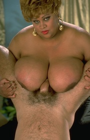 tracy huge and she's
