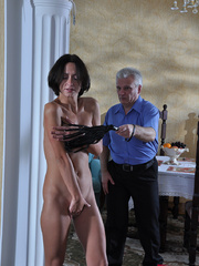Slim body ensalved beauty taking punishment and getting - Picture 5