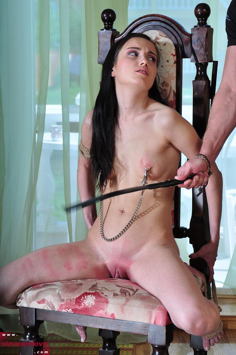 slave Begging girl sex