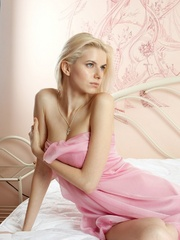 Mesmerizing vision of stunning blonde with - XXX Dessert - Picture 18
