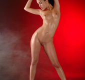 Oil covered body on Nella is wonderful and tasty but the things she does