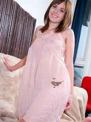 Fern Plays With Two Toys. - Sexy Women in Lingerie - Picture 2