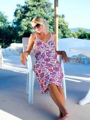 Hayden in dress - Sexy Women in Lingerie - Picture 2