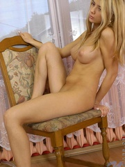 Nubile in pantyhose boasting her - Sexy Women in Lingerie - Picture 12