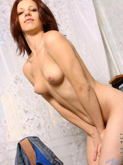 More hot ass action as oleja takes - Sexy Women in Lingerie - Picture 13
