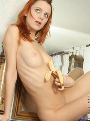 They gave a banana to olive and - Sexy Women in Lingerie - Picture 13