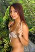 Veronique stripping her sexy bikini then squeezes…