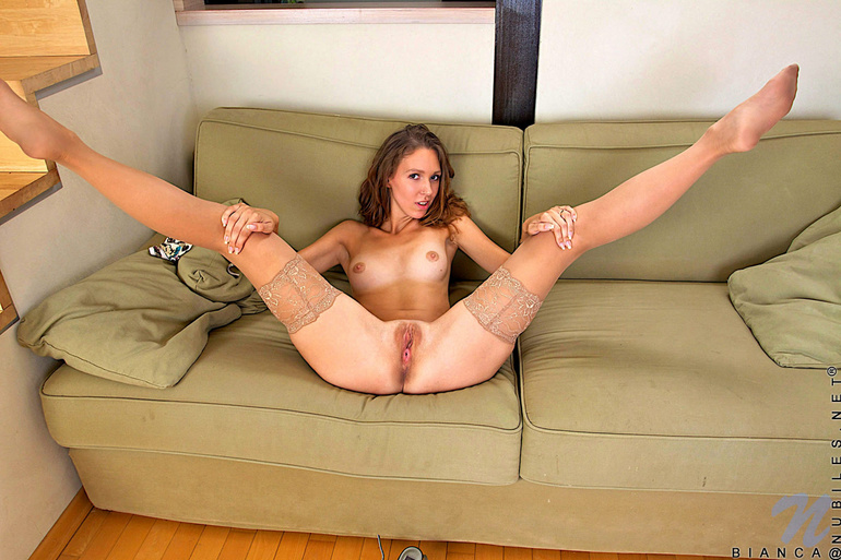 Naked tied tickled