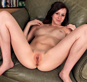 Victoria Cheeks Nubile breasts are the perfect amount of perky