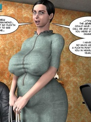 Young slim shaped 3d guy fucks and older - Cartoon Sex - Picture 2