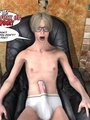 Young slim shaped 3d guy fucks and older - Picture 14