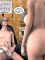 Young slim shaped 3d guy fucks and older - Picture 16