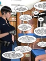 Big tits 3d police officer forced - Picture 6