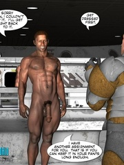 Slim shaped 3d  white babe get fucked and cum - Cartoon Sex - Picture 6