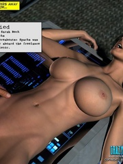 Awesome 3d fuck action was interrupted by - Cartoon Sex - Picture 1