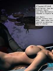 Awesome 3d fuck action was interrupted by - Cartoon Sex - Picture 2