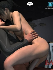 Awesome 3d fuck action was interrupted by - Cartoon Sex - Picture 4