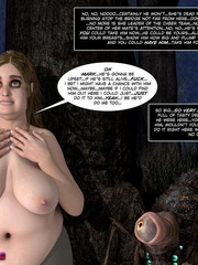 Ugly big cocked 3d monster fucks plump woman - Cartoon Sex - Picture 4