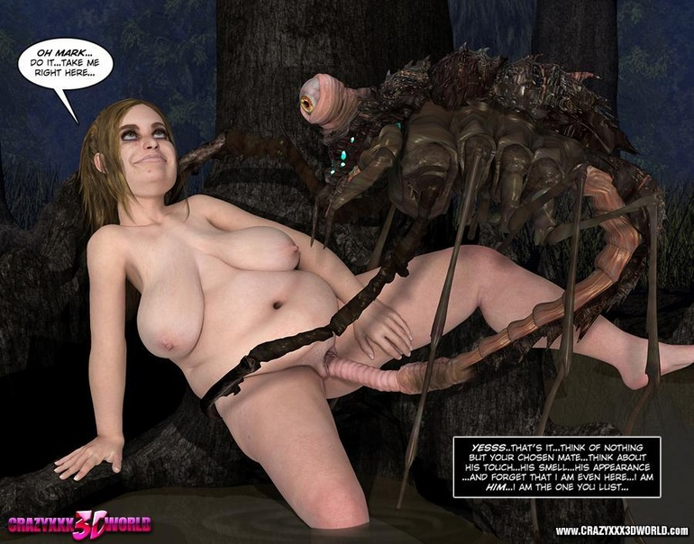 Ugly big cocked 3d monster fucks plump woman - Cartoon Sex - Picture 7