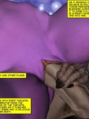 3d gang bang action of petite elf girl and - Cartoon Sex - Picture 12
