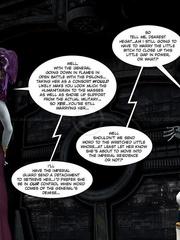 Strange three tittied 3d alien girl fucked - Cartoon Sex - Picture 3