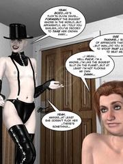 3d fatty rides her boyfriend's rockhard dick - Cartoon Sex - Picture 4