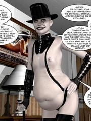 3d fatty rides her boyfriend's rockhard dick - Cartoon Sex - Picture 7