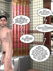 Perfect body 3d maid in sexy uniform and - Cartoon Sex - Picture 4