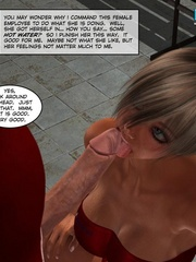 Super cute 3d college girl forced to suck - Cartoon Sex - Picture 10