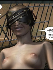 Slutty redhead 3d captain girl fucking with - Cartoon Sex - Picture 16