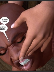Strange tattoed 3d bal babe riding ladyboys - Cartoon Sex - Picture 13