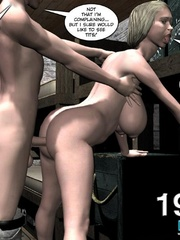 Lusty 3d woman need a proper fuck and she - Cartoon Sex - Picture 7