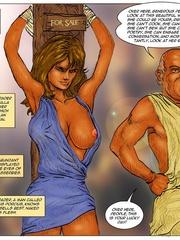 Sexy body cartoon beauty get her twat drilled - Cartoon Sex - Picture 1
