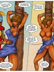 Sexy body cartoon beauty get her twat drilled - Cartoon Sex - Picture 4