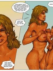 Sexy body cartoon beauty get her twat drilled - Cartoon Sex - Picture 10