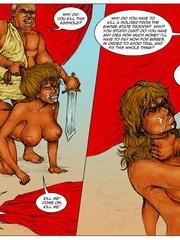 Sexy body cartoon beauty get her twat drilled - Cartoon Sex - Picture 15