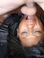 5 cum shots for hood rat Mya - XXX Dessert - Picture 6
