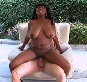 We have the chocolatie Alisha Madison and with her&hellip;